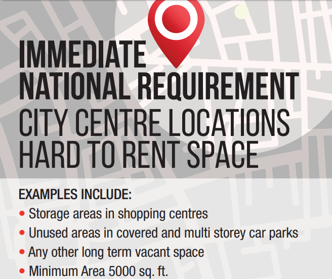 Storage Property Requirement